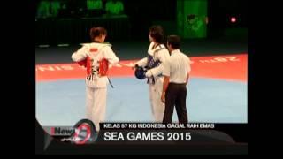 Gambar cover Siapa Lebih Jago, Taekwondo Atau Silat Di Sea Games 2015? - iNews Pagi 15/06