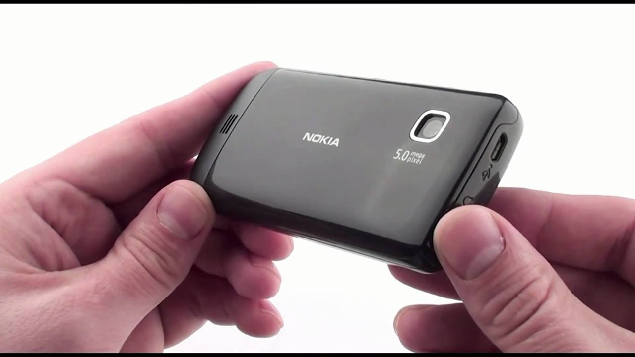 Обзор телефона Nokia C5-03 от Video-shoper.ru - YouTube