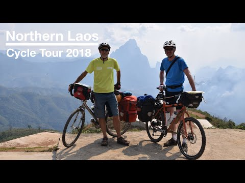 Northern Laos Cycle Tour 2018