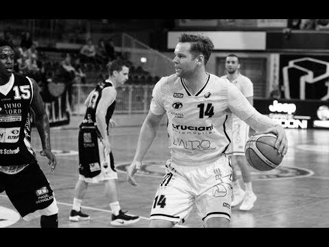 Cory Johnson #14 - T71 Dudelange Highlights 2016-17 (Luxembourg)