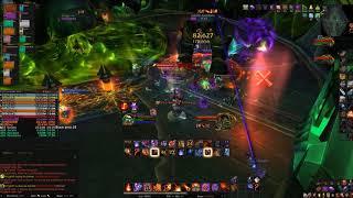 Heroic Kin'garoth - Antorus, the Burning Throne! (PTR) Fire Mage PoV