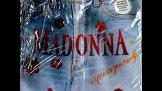 Madonna - Express Yourself (Red White & Blue Mix)
