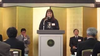 2012年度スミセイコミュニティスポーツ推進助成プログラム贈呈式 三渡洲アデミール 検索動画 30