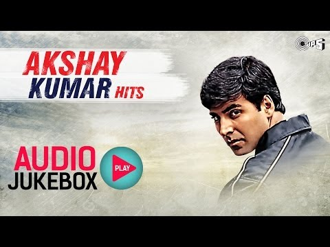 Akshay Kumar Bollywood Hits  Audio Jukebox  Full Songs Non Stop