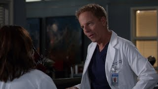 Tom Koracick Tells Bailey Why He Hates Halloween - Grey's Anatomy