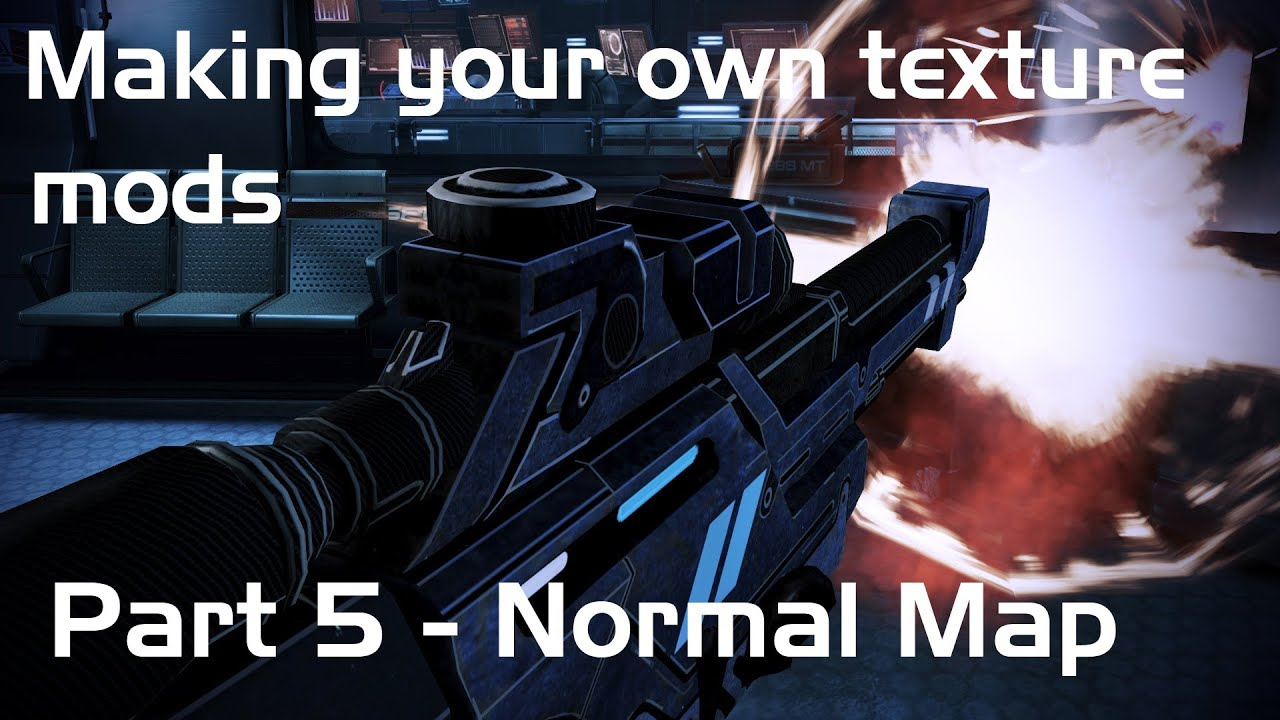 Correctly exported normal maps - ME3 Explorer Toolset Forums