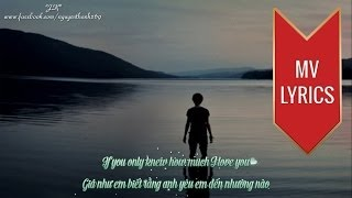 Why Not Me | Enrique Iglesias | Lyrics [Kara + Vietsub HD]