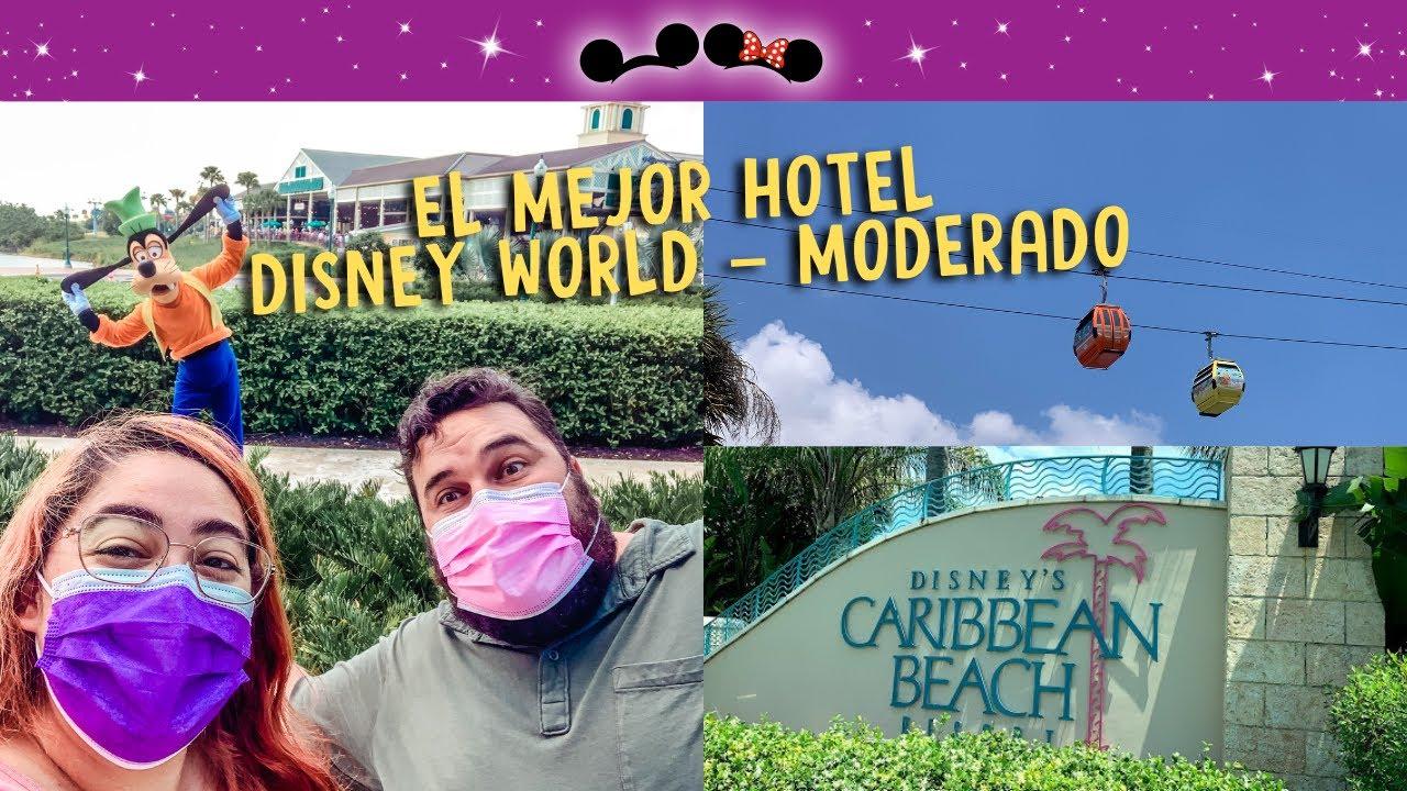 ¿Por Qué Hospedarte en el Disney's Caribbean Beach Resort? Hotel Disney World