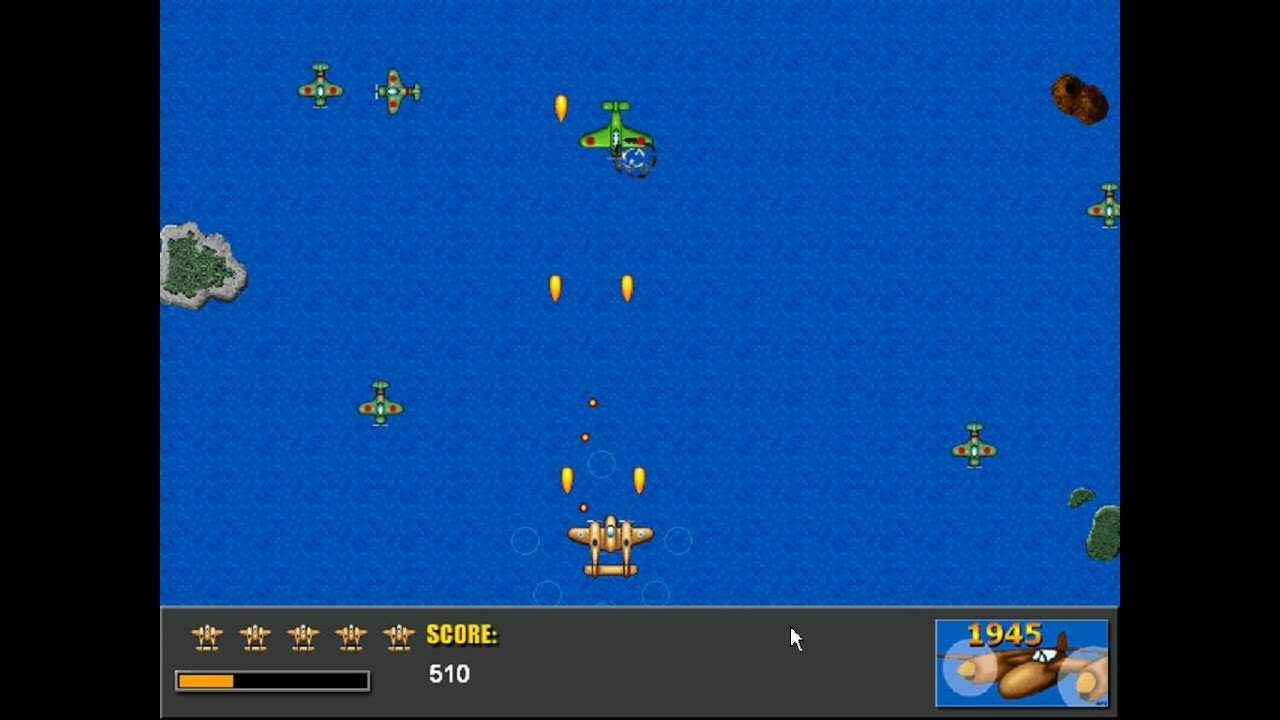 1945: The Final Front (Windows game 2002)