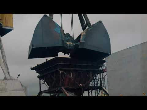 2018 - LD BULK - Handysize bulkcarrier LA CHESNAIS in Saint-Nazaire