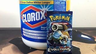 Pokemon Experiment: POKEMON CARDS MEET BLEACH!