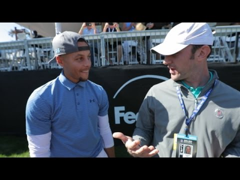 Steph Curry: What's in his golf bag?