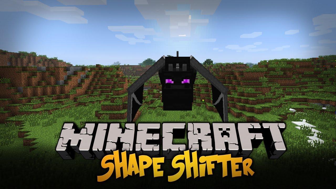 Download Minecraft Mody - WCIEL SIE W DOWOLNEGO MOBA! - ShapeShifter   MinecraftBlow / Blow