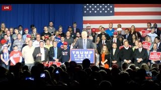 Full Event: Donald Trump MASSIVE Rally in Novi, MI 9/30/16 (RSB CAMERAS) by : Right Side Broadcasting