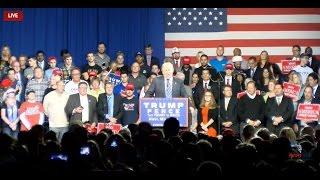 Full Event: Donald Trump MASSIVE Rally in Novi, MI 9/30/16 (RSB CAMERAS) by : Right Side Broadcasting