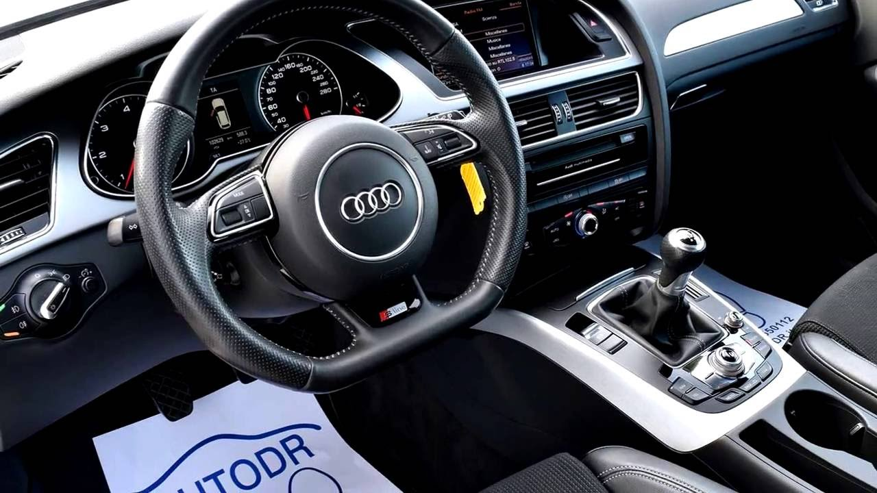 audi a4 avant s line advanced 2 0 tdi 177cv 2012 marco 329 1550112 youtube. Black Bedroom Furniture Sets. Home Design Ideas