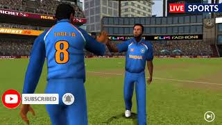 LIVE: IND vs PAK 3rd T20 Live   India vs Pakistan 3rd T20 Live   Match 3   Real Cricket 20 Game Play