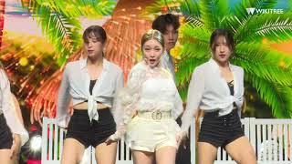 CHUNG HA (청하) - Blooming Blue Showcase