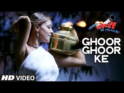 """Ghoor Ghoor Ke"" VIDEO Song   Ekkees Toppon Ki Salaami   Ram Sampath   Neha Dhupia   Sona Mohapatra"