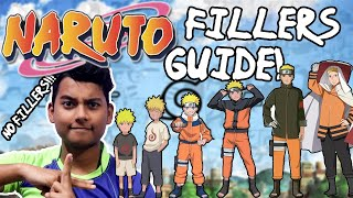 HOW TO WATCH NARUTO | NARUTO FILLER GUIDE 2020 | WATCH NARUTO WITHOUT FILLERS