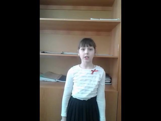 Изображение предпросмотра прочтения – ЕкатеринаМосквина читает произведение «Тучкины штучки» В.В.Маяковского