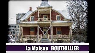 urbex -La Maison Bouthillier - Historique - Abandonnée St-Jean-sur-Richelieu Québec
