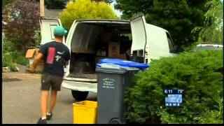 Squatters evicted from North Portland home