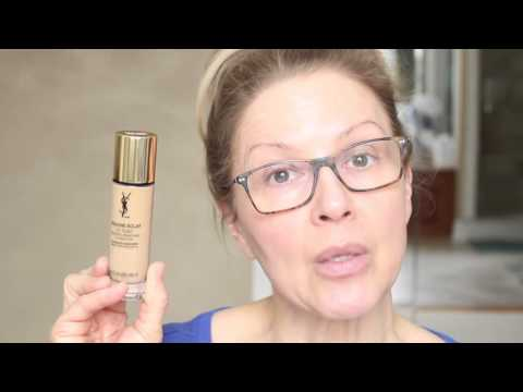 Foundation Trends: Are they right for Mature Skin..Nars~YSL~Marc Jacobs~ Armani