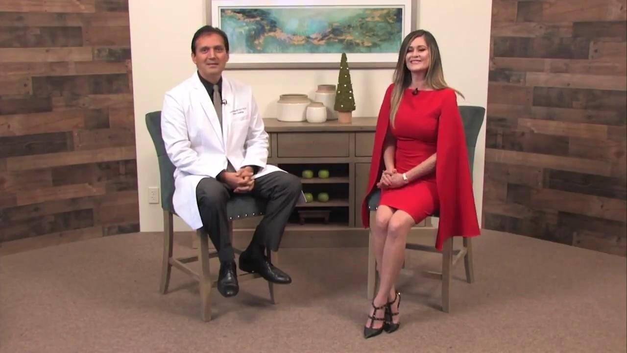 Dr Pedro Mego - La Salud Del Valle Univision Experto en Enfermedad Arterial Periférica
