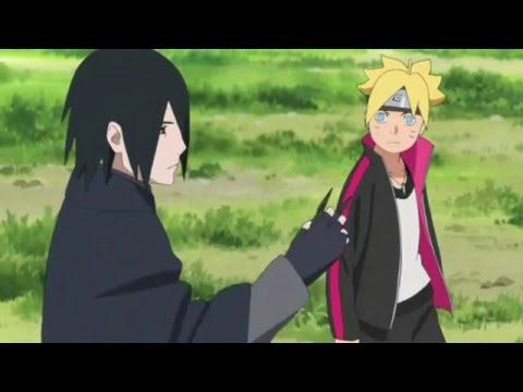 sasuke the best shinobi - boruto