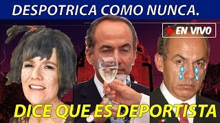 ¡Felipe Calderón está harto de que lo llamen Teporocho en redes sociales! thumbnail