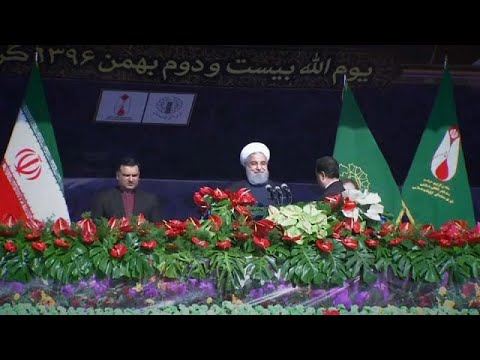 Iranians mark anniversary of Islamic Revolution