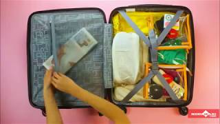 Consejos para empacar maletas