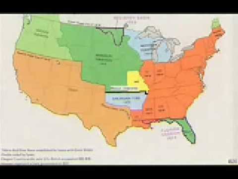 Compromise of 1850 and the Kansas Nebraska Act