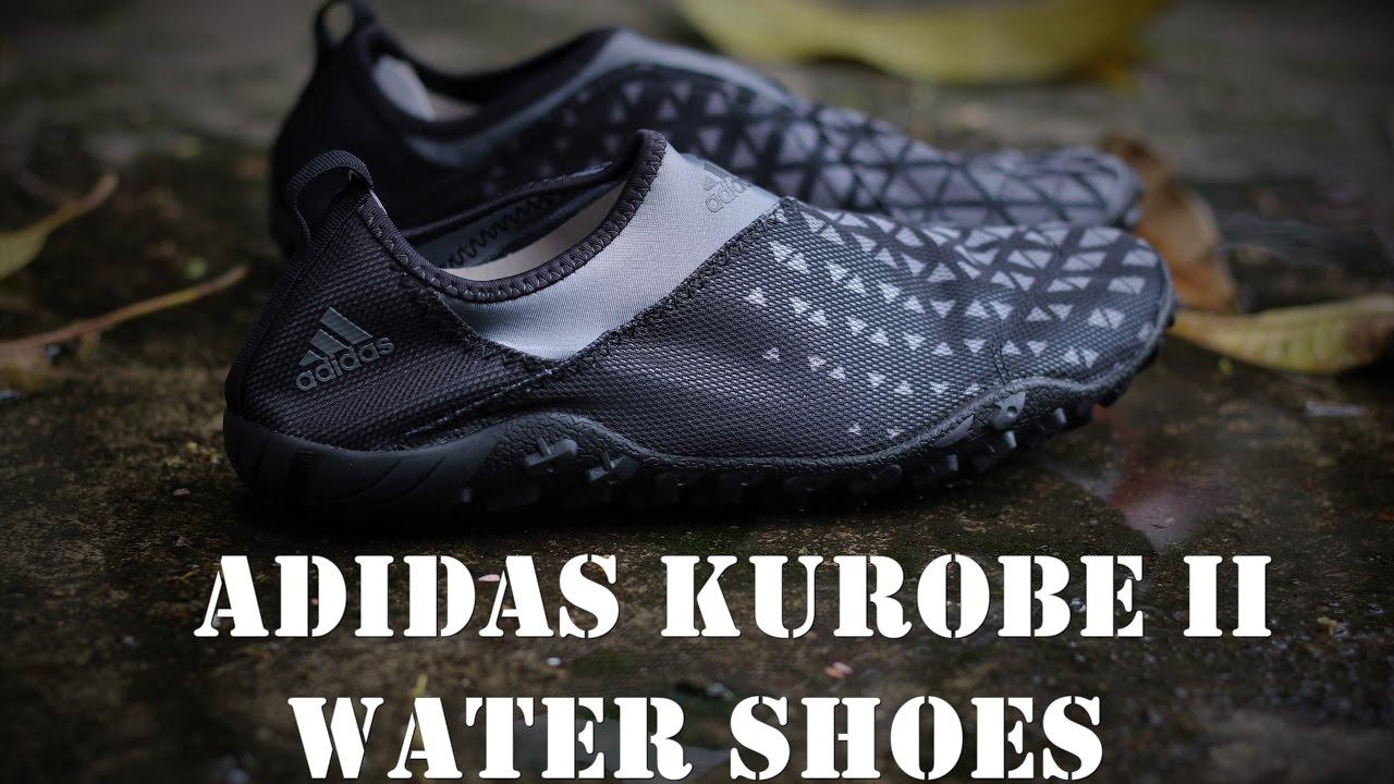 d8cfdf5def59 ADIDAS KUROBE II - WATER SHOES - YouTube