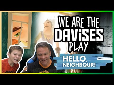 Act 4 .. .Now What? | Hello Neighbor Final Release EP-20 | We Are The Davises Gaming