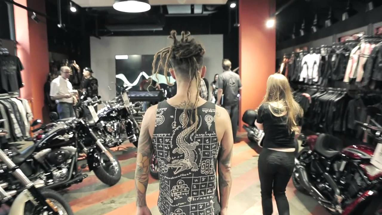 experience harley-davidson of new york city #hdnyc - youtube