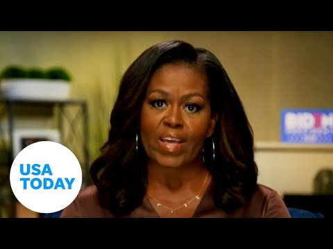 DNC 2020: Michelle Obama among speakers on Democratic convention's first day | USA TODAY