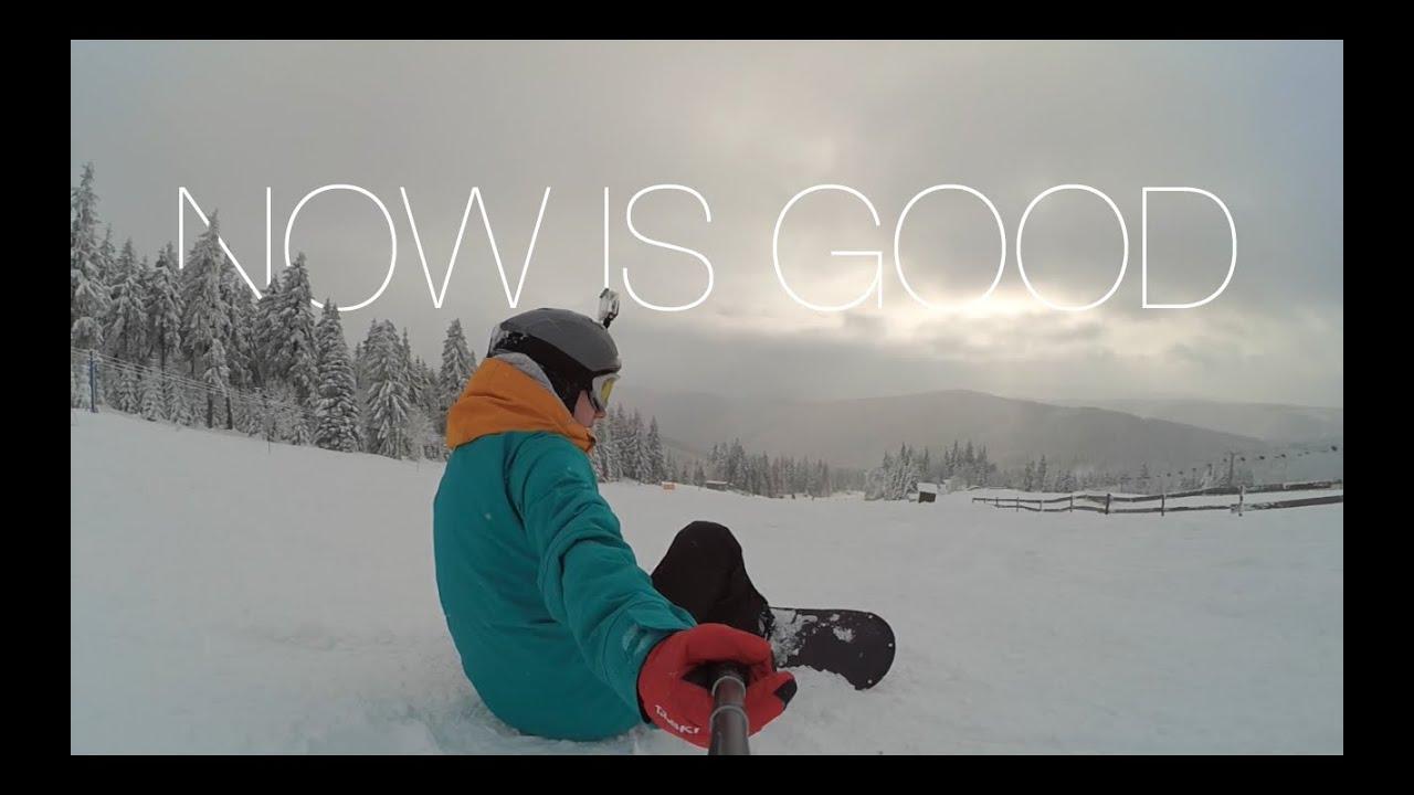 Лучший влог. Сноубординг и лыжи в Чехии. NOW IS GOOD