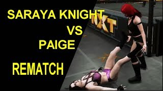 Wwe 2k18 Charlotte Vs Paige