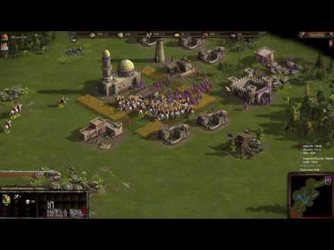 Cossacks 3 | 3v3 0pt | Swarms of Sich | |