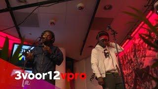 Jairzinho & Slimm - Live at 3voor12 Radio