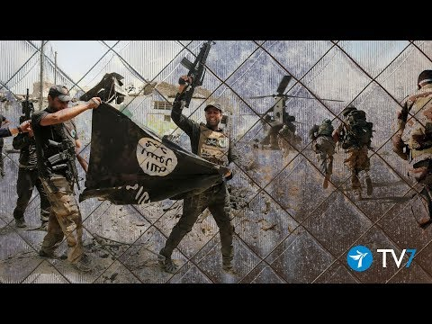 The position of the US led coalitions against the Islamic State - Jerusalem Studio 308