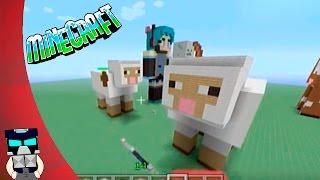 Minecraft Pixel art Oveja (Como hacer una Oveja en Minecraft)