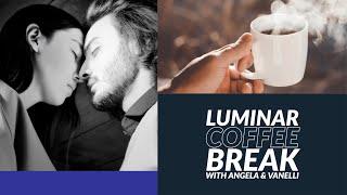 Luminar Coffee Break: Creating a timeless black \u0026 white portrait