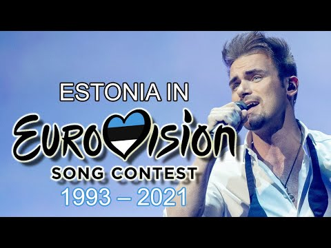 Estonia in Eurovision Song Contest (1993-2021)