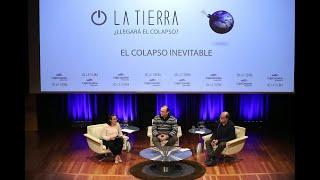 Carlos Taibo y Antonio Turiel: Foro Enciende la Tierra CajaCanarias 2019