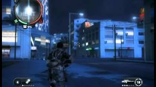 Just Cause 2 full wanted bar pt1
