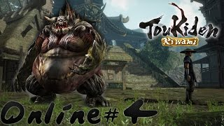Toukiden: Kiwami | Online Gameplay | #4 | FEAR THE GLUTTON!