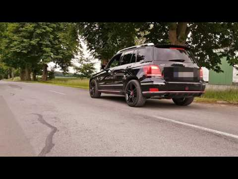 Mercedes GLK 320 Cdi 4-Matic 319,5 Ps / 713,1 Nm Sound (BROO Performance)